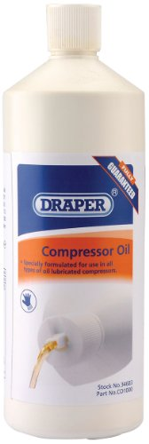 Draper 34683 - Aceite para compresor (1 L)