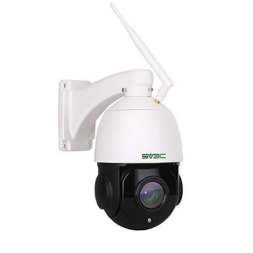 5MP PTZ WiFi Security Camera Outdoor