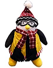 Cuddle Pillow HCGS 25cm 45cm Penguin Plush Toys TV Serious Friends Props Stuffed Hugsy Animal Dolls