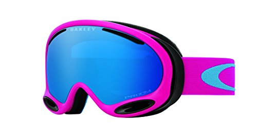 Oakley A-Frame 2.0 Sapphire Goggle Sneeuwbril voor dames