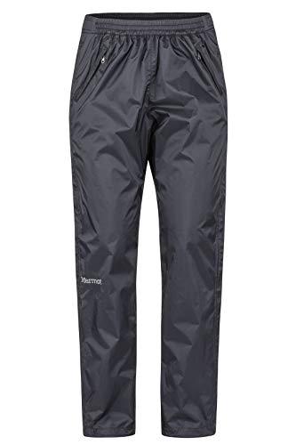 Marmot Damen Wm PreCip Full Zip Pant, Schwarz, M