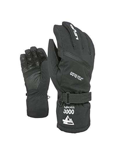 Level Herren Evolution Gore-Tex Handschuhe, Black, 9
