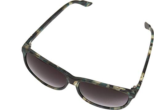 Urban Classics Sunglasses Chirwa UC, Gafas Unisex Adulto, Camuflaje, One Size