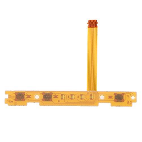 Sharplace Joy-Con Contrôleur Bouton Trigger Bouton R Câble Ruban Flex pour Console Nintendo Switch - R Key Button Flex Cable