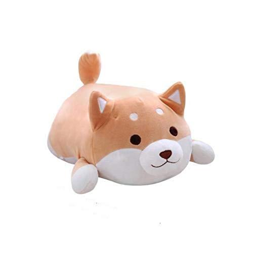 rethyrel Shiba Inu Hund Plüsch Plüsch Puppe Spielzeug Kissen Fett Furz Puppe Kissen