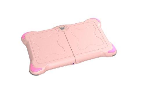 Crown Premium Fitness Board - Pink (Wii) [Importación inglesa]