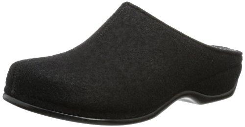 Berkemann Damen Florina Pantoffeln, Schwarz (schwarz 958), 36 1/3 EU