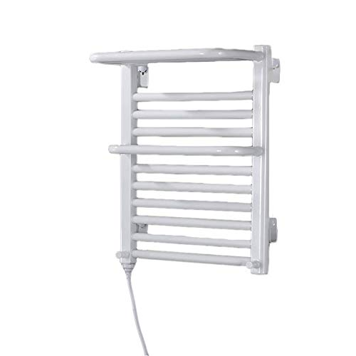 YUDIZWS Calienta Toallas Electrico Pared Pequeño Secatoallas Electrico con Termostato Apto para...