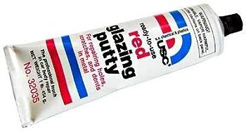 Ready-To-Use Red Glazing Putty  16 oz
