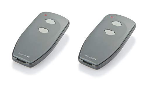 2 x Marantec Digital 382 Mini Handsender 868 MHz * Nachfolger Digital 302 * - Funksender Fernbedienung Garagentoröffner 122419