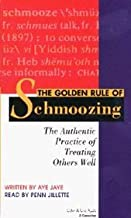 The Golden Rule of Schmoozing-2 audio cassettes The authentic practice of treating others well read by Penn Jillette