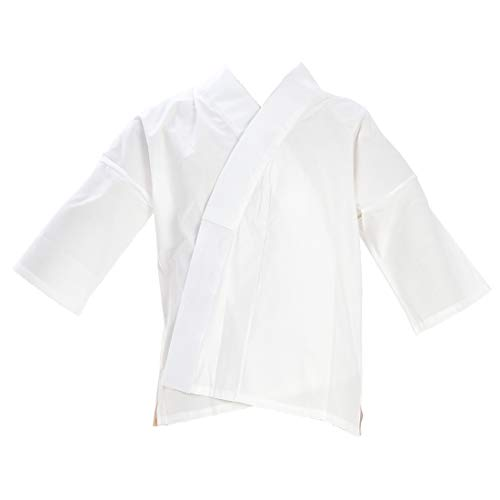 和装下着 共袖 さらし半襦袢 うそつき襦袢 半衿付 肌着 肌襦袢 日本製 レディース L 1904クーポン