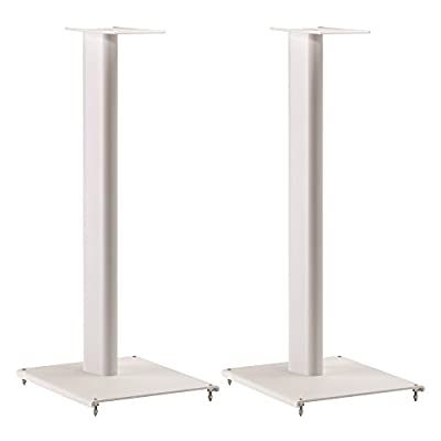 Q Acoustics qa3108 Speaker Stands for All Devices White from Q.ACOUSTICS