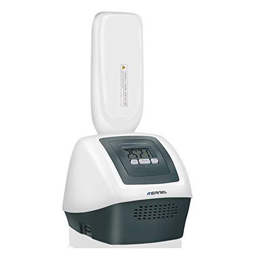 JYTOP KN- 4006BL UVB Fototerapia 311nm Lámparas UV para Psoriasis Vitiligo Eczema CE PMA 510K Fototerapia UV auditada para Uso doméstico