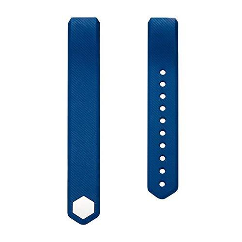 AchidistviQ Silikon Ersatz Smart Armband Band Handschlaufe für Veryfit ID115 ID115Plus for Veryfit ID115 Blue