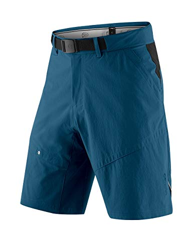 Gonso Herren Arico Shorts, Majolica Blue, 4XL