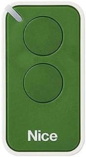 Controle Remoto Era Inti Verde Peccinin 2 Canais