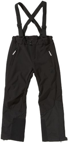 Salewa 00-0000022887 Pantalon pour Enfant Tryle Noir 8 Ans