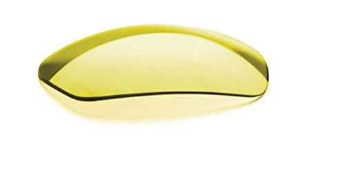 Smith Optics Elite Pivlock Echo Eyeshield, lente de color amarillo