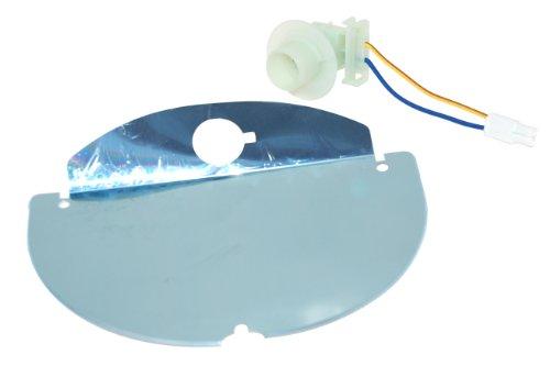 Whirlpool koelkast vrieskast houder lamp echt onderdeelnummer 481231028188
