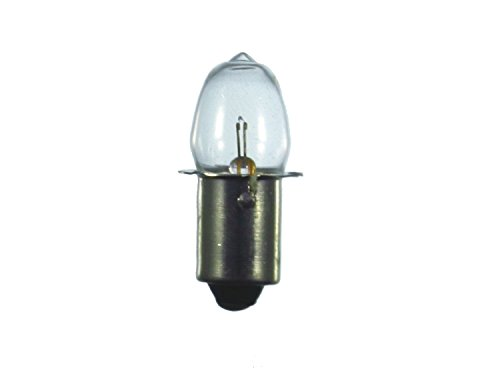 S+H Olivenformlampe 11,5x30,5 mm Sockel P13,5s 4,8 Volt 0,5A