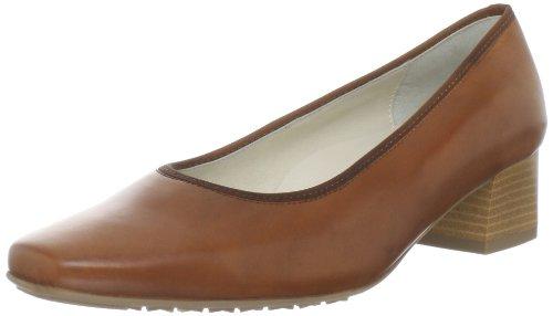 ara Women's Randi Pump,Tan Brown Leather,5.5 M US