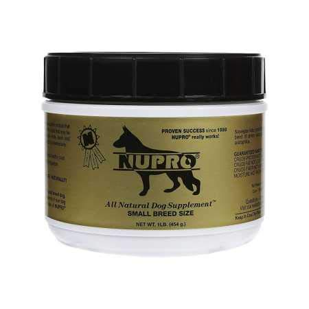 Nupro All Natural Dog Supplement (1 lb)