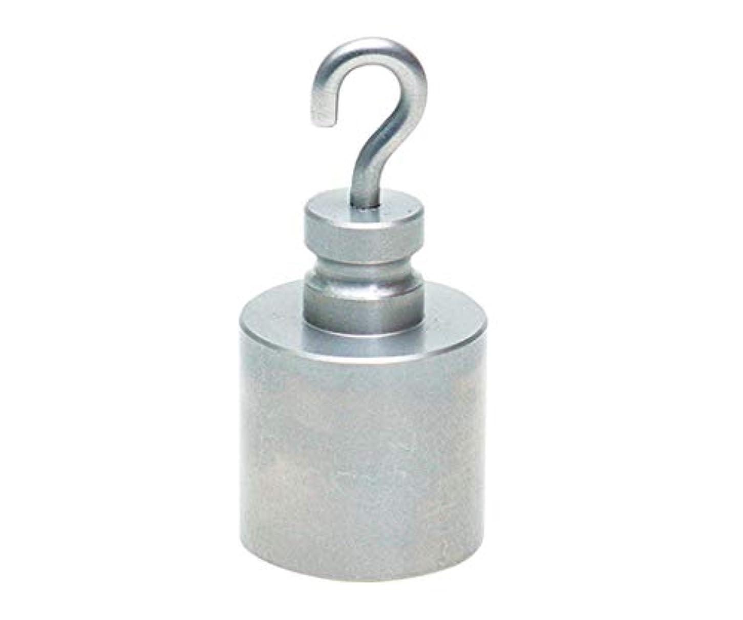どちらか露肥沃な特殊分銅 精密分銅型フック付 2kg/3-8487-04