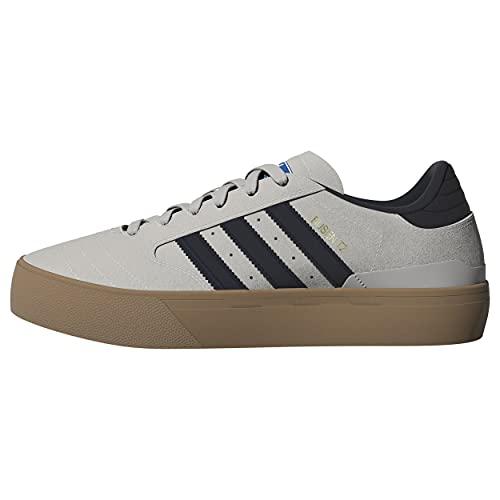 adidas Busenitz Vulc II, Zapatillas Deportivas Hombre, Grey Two Collegiate Navy Gum4, 39 1/3 EU
