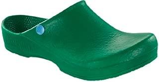 Birkenstock Unisex Yetişkin Classic Birki Antistatic Moda Ayakkabılar, Yeşil, 37