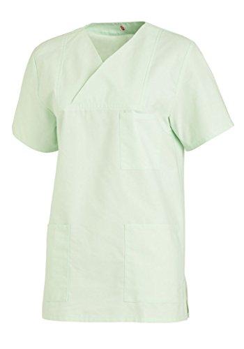 Leiber® Damen- / Herren-Schlupfjacke 08/769 für Medizin und Pflege, OP-Kleidung (00, Mint)