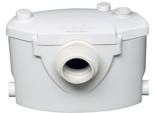 Planus SPA-Broysan 4 IP68 tridurador wc-IP68, Blanco,...