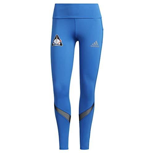 adidas Space TGH W Leggings, Football Blue, M Donna