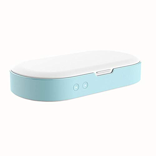 Sterilizzatore UV Mobile Phone Disinfezione Box Multifunzionale maschera uvc Macchina di Disinfezione Portatile Scatola di Sterilizzazione Pacchetto di Disinfezione