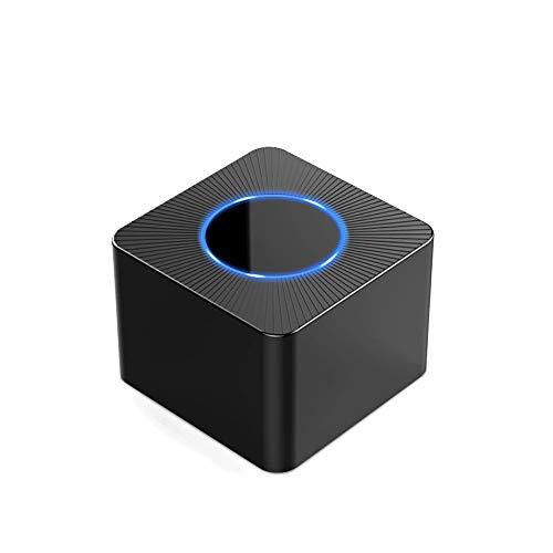 Fesjoy Dongle - Adaptador inalámbrico de pantalla WiFi para Dongle 5G HD, adaptador de conversor de pantalla inalámbrica DLNA Airplay