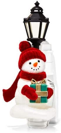 Bath Recommended and 2021 model Body Works Snowman Nightlight Buddy Wallflowers Fragran