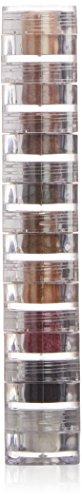 BellaPierre Schimmerpuder, Stapelset mit 9 Stück, 15,75 g, Bella