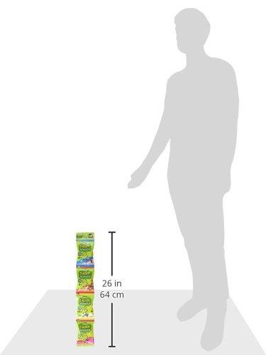 『カルビー サッポロポテト つぶつぶベジタブル ミニ 4 36g (9g × 4袋) × 10袋』の3枚目の画像