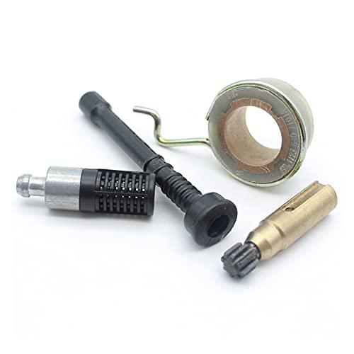Bomba de aceite Gusano engranaje de aceite de aceite Kit de manguera para For STIHL 025 023 021 MS250 MS230 MS210 Piezas de recambio de motos 1123 640 3800 Reemplazo desgastado
