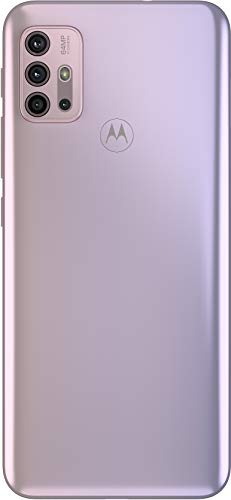 MOTOROLA G30 (Pastel Sky, 4GB RAM, 64GB Storage)