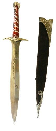 dragonreborn LOTR Der Hobbit Herr Der Ringe Sting Schwert mit Scheide