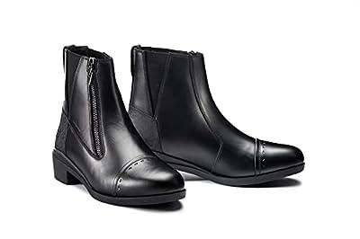 Cascadia Waterproof Paddock Boot Black Size: 8 1/2M from Kerrits