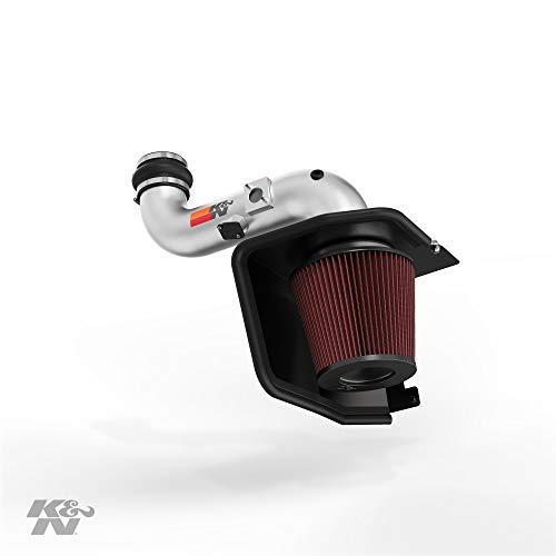 Price comparison product image K&N Cold Air Intake Kit: High Performance,  Guaranteed to Increase Horsepower: 2011-2014 Chevy / GMC Heavy Duty (Silverado 2500 / 3500 HD,  Sierra 2500 / 3500 HD) 6.6L V8 Diesel,  77-3077KP