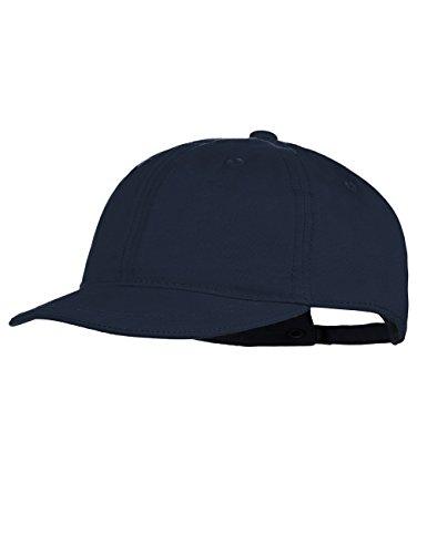 maximo Jungen Basecap, einfarbig, dunkelblau Kappe, Blau (Navy 48), 55/57