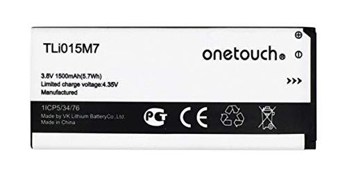 Bateria Compatible TLi015M1 para Alcatel One Touch Pixi 4 / OT4034D / TLi015M7