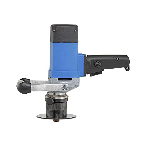 C.S. Unitec EKF 450.3 Portable Hand-Held Beveling Machine for 45 Degree Weld Seams...