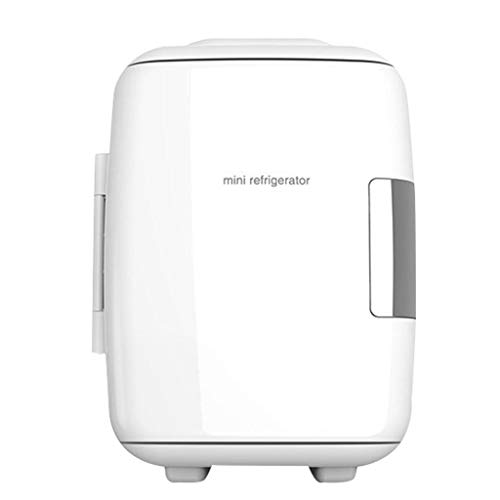 Refrigerador congelador insulina Mini Coche Incubadora doméstica 4L Accesorios para Coche (Color : Blanco, Size : 19 * 29 * 27cm/7 * 11 * 10.7inch)