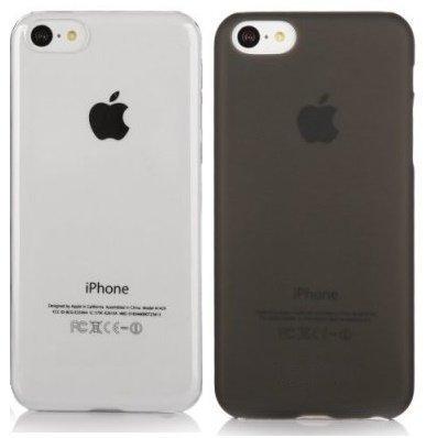 itronik 2X Ultra dünne Schutzhülle Hülle kompatibel mit Apple iPhone 7 iPhone 8 Hülle 0,2mm in schwarz & weiß transparent