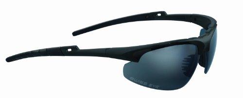 Swiss Eye Apache 3 - Gafas de sol deportivas, color negro