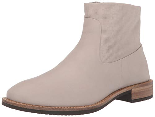ECCO Women's Sartorelle 25 Ankle Boot, Grey Rose, 40 M EU (9-9.5 US)